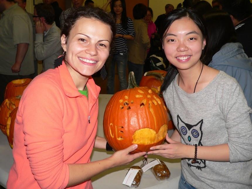 Pumpkin Carving at the Church at Lythan Rd  {UALC}